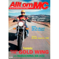 Allt om MC nr 6  1980