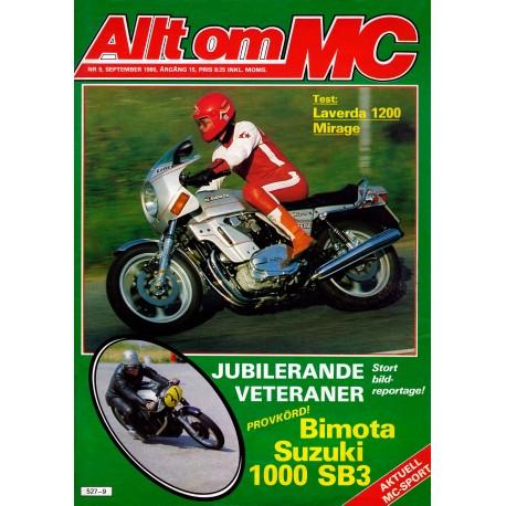 Allt om MC nr 9  1980