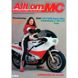 Allt om MC nr 12  1982