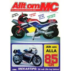 Allt om MC nr 11  1984