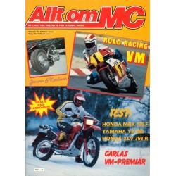 Allt om MC nr 5  1984