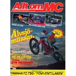 Allt om MC nr 2  1985