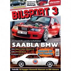 Bilsport nr 3 2009