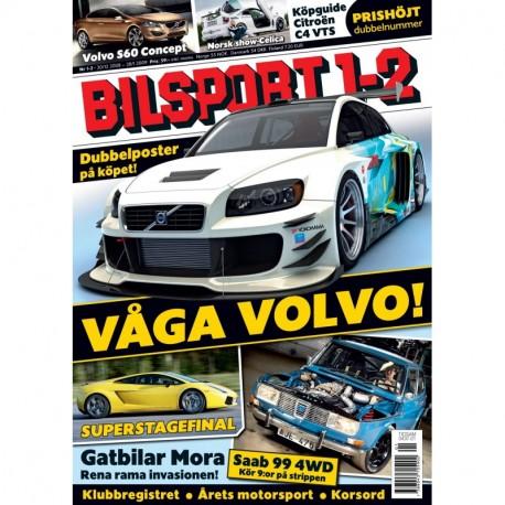 Bilsport nr 1 2009