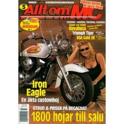 Allt om MC nr 3  1999