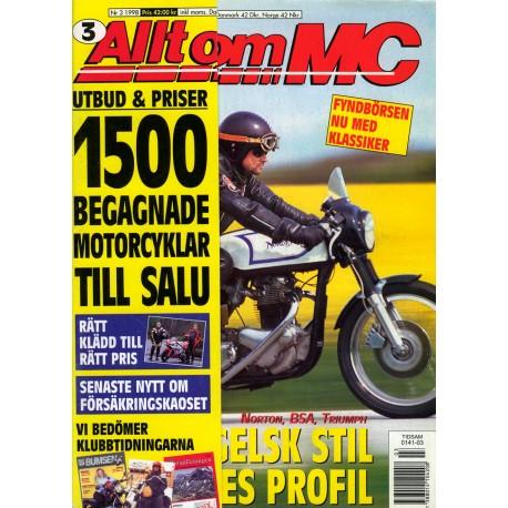 Allt om MC nr 3  1998