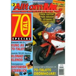 Allt om MC nr 2  1998