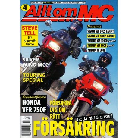 Allt om MC nr 4  1996