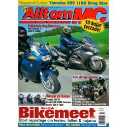 Allt om MC nr 7  2002