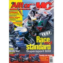 Allt om MC nr 5  2001