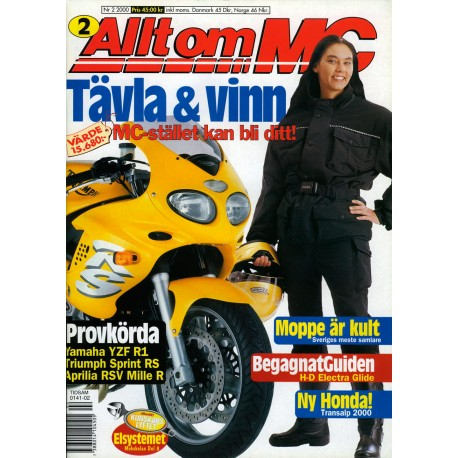Allt om MC nr 2  2000