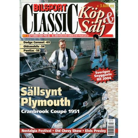 Bilsport Classic nr 9  2004