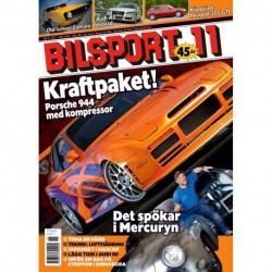 Bilsport nr 11 2007