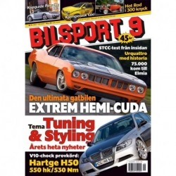 Bilsport nr 9 2007
