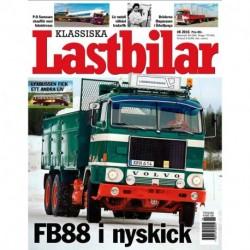 Klassiska Lastbilar nr 8 2016