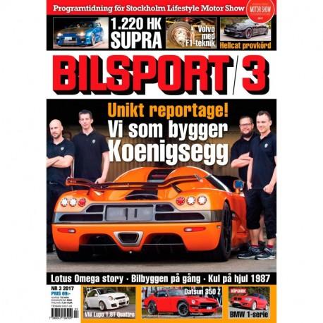 Bilsport nr 3 2017