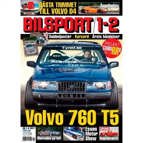 Bilsport nr 1 2017