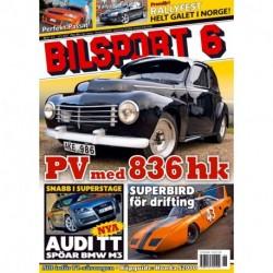 Bilsport nr 6 2007