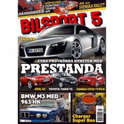 Bilsport nr 5 2007