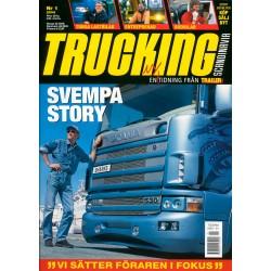 Trucking Scandinavia nr 1  2004