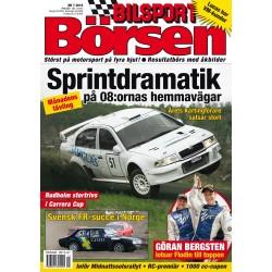 Bilsport Börsen nr 7 2010