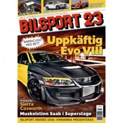 Bilsport nr 23 2006