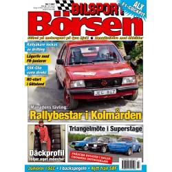 Bilsport Börsen nr 7 2007