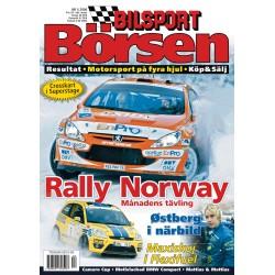 Bilsport Börsen nr 4 2006