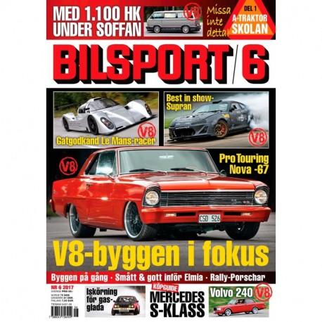 Bilsport nr 6 2017