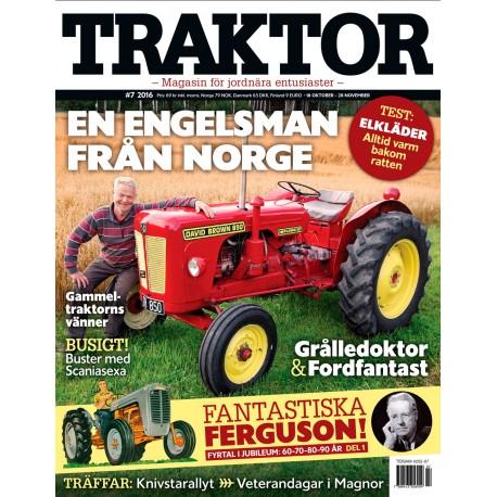 Traktor nr 7 2016