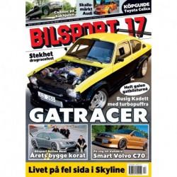 Bilsport nr 17 2008