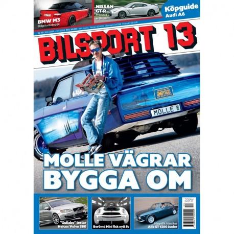 Bilsport nr 13 2008