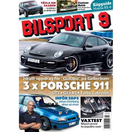 Bilsport nr 9 2008