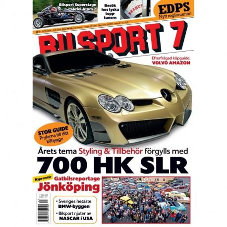 Bilsport nr 7 2008