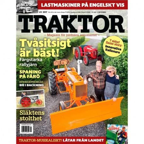 Traktor nr 5 2017