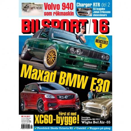 Bilsport nr 16 2017