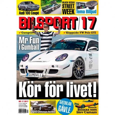 Bilsport nr 17 2017