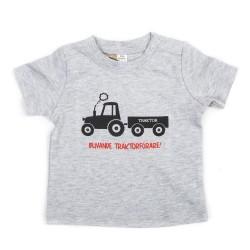 """T-shirt barn, """"Blivande traktorförare"""""""