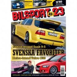 Bilsport nr 23 2007