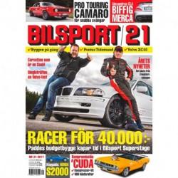 Bilsport nr 21 2017