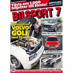 Bilsport nr 7 2011