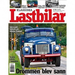 Klassiska Lastbilar nr 7 2017