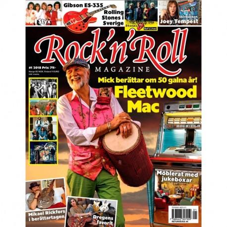 Rock'n'Roll Magazine nr 1 2018