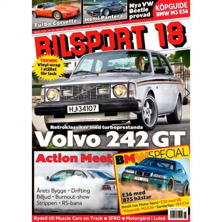 Bilsport nr 18 2011