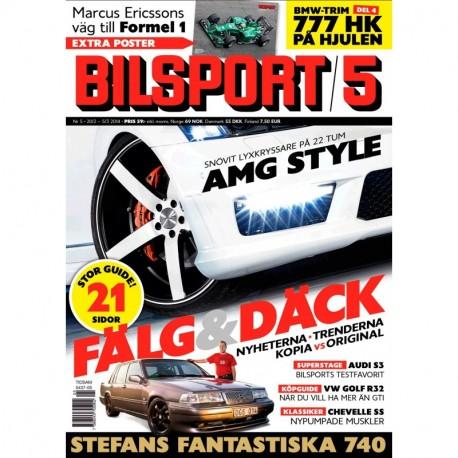 Bilsport nr 5 2014