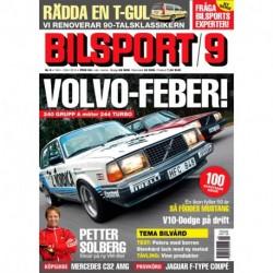 Bilsport nr 9 2014
