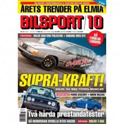 Bilsport nr 10 2014