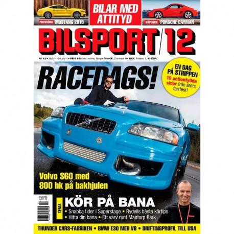 Bilsport nr 12 2015