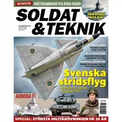 Prenumerera på Soldat & Teknik