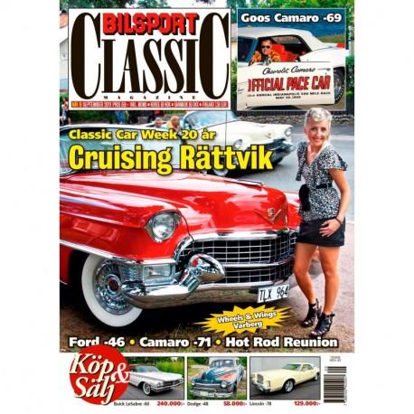 Bilsport Classic nr 9 2011